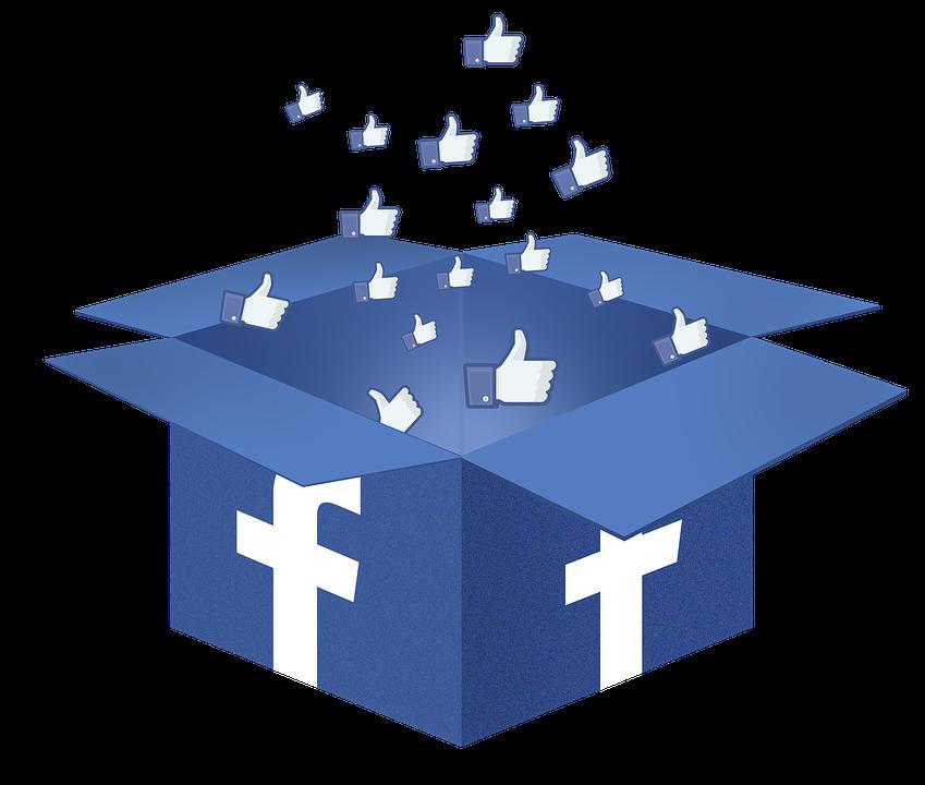 กล่อง Facebook, เฟสบุ๊ค, เช่น, ฉันชอบนะ