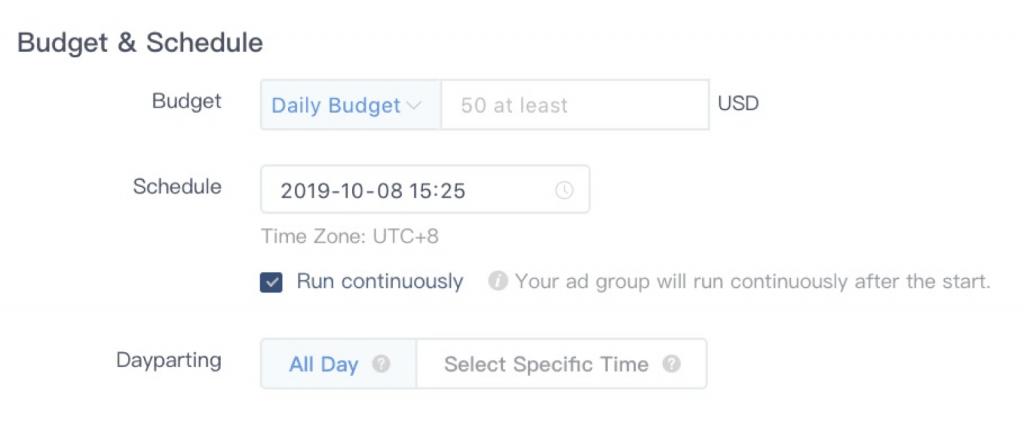 tiktok_ads_setup_budget_schedule