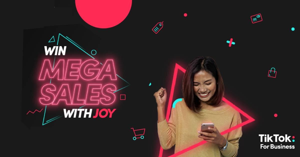 Unlock Mega Success this Mega Sales Season with TikTok